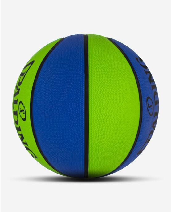 "Varsity Blue/Green Outdoor Basketball 29.5"" Blue/Green"
