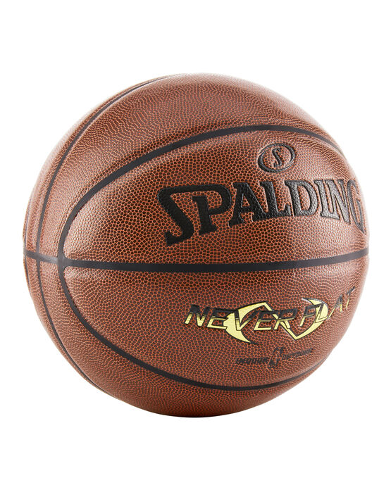 "NBA Neverflat® Indoor Outdoor Basketball - 29.5"""
