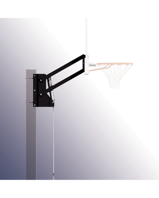 U-Turn® Basketball Hoop Lift System