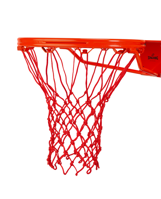 HEAVY DUTY BASKETBALL NET - RED Red