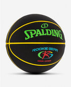 Rookie Gear® Black Youth Indoor-Outdoor Basketball Black