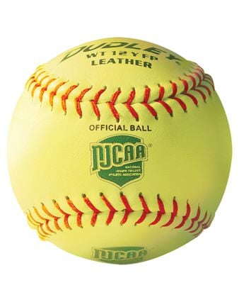 "12"" OFFICIAL NJCAA FASTPITCH SOFTBALL THUNDER HEAT® - 12 PACK"