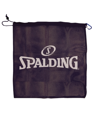 SPALDING® MESH SINGLE-BALL BAG