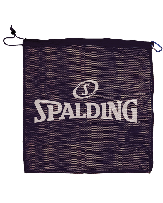 SPALDING® MESH SINGLE-BALL BAG