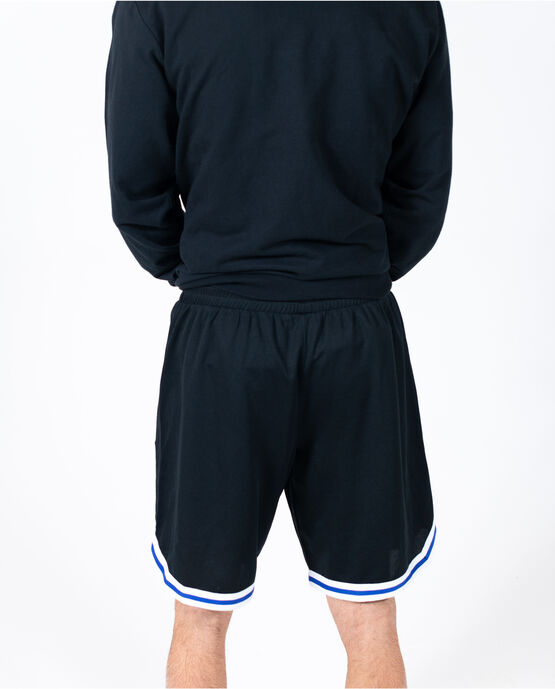 Men's Basketball Short Black Small BLACK
