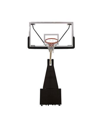 """G8™ 72"""" Glass Portable Basketball Hoop"""