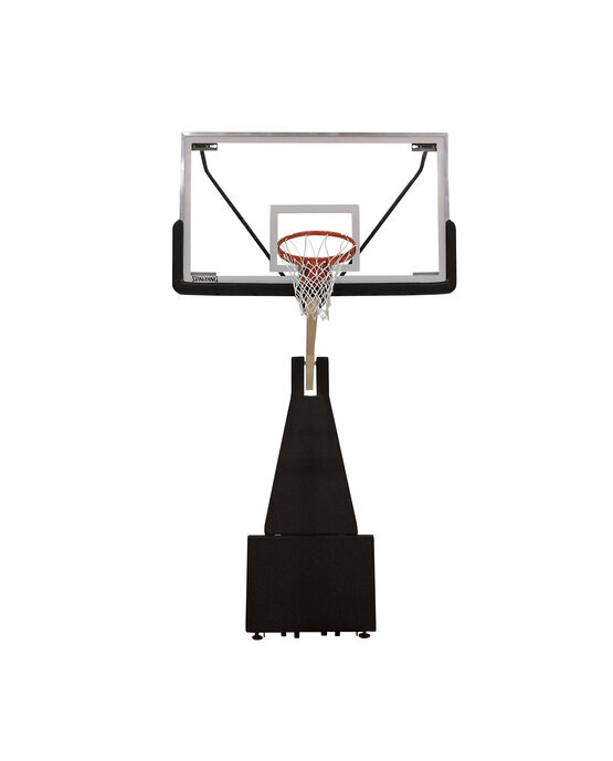 "G8™ 72"" Glass Portable Basketball Hoop"