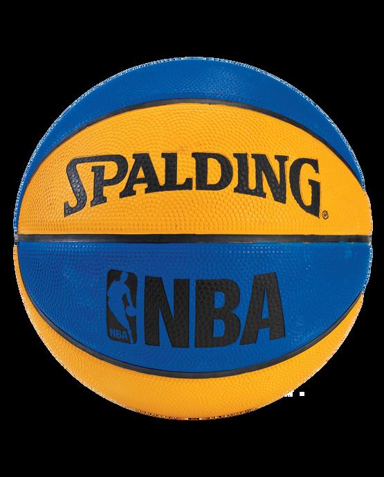 NBA Mini Basketball - Blue and Orange Blue/Orange