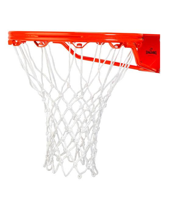 HEAVY DUTY BASKETBALL NET - WHITE white