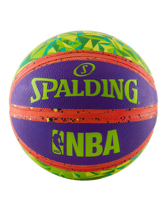 NBA Designer Collection Shatter Outdoor Basketball - 29.5""