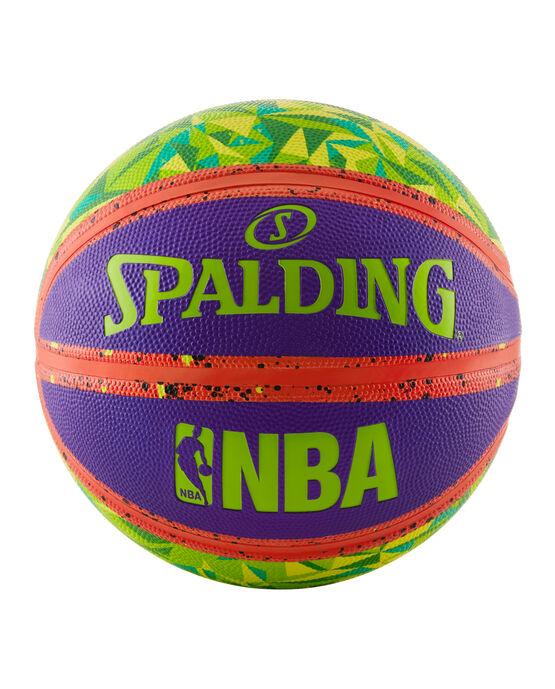 "NBA Designer Collection Shatter Outdoor Basketball - 29.5"""