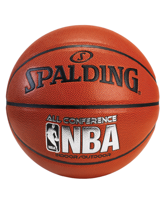 Spalding nba all conference indoor outdoor basketball - Spalding basketball images ...