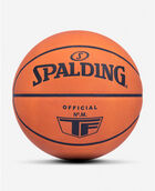 """TF Model M Official Leather Indoor Game Basketball - 29.5"""""""