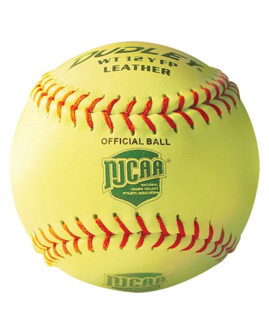 OFFICIAL NJCAA FASTPITCH SOFTBALL THUNDER HEAT® - 12 PACK