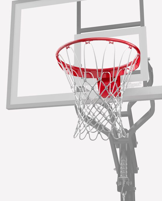 Pro Image™ Basketball Rim - Red red