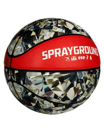 Spalding® X Sprayground 94 Series Fire Money & Diamond Bundle - 2 Ball Pack