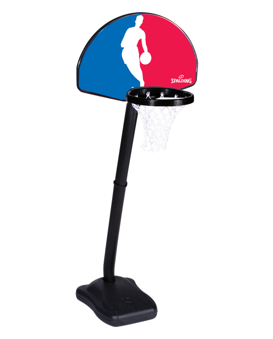 Youth One-On-One Portable Basketball Hoop System