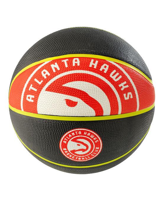 Atlanta Hawks NBA Courtside Team Outdoor Basketball