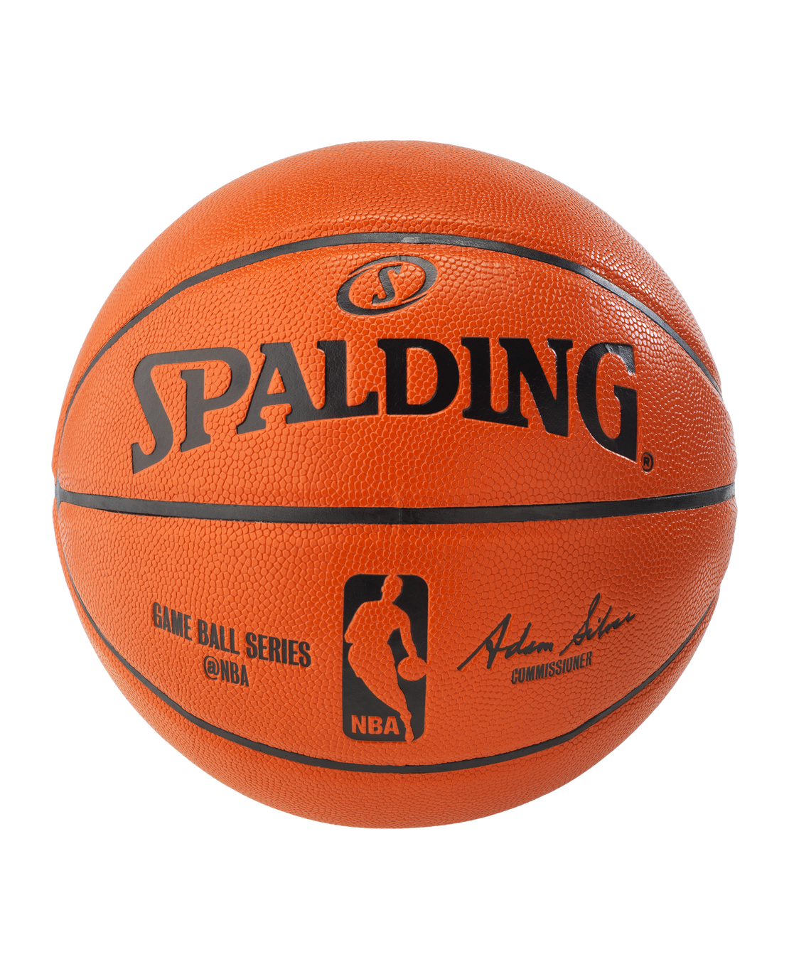 NBA REPLICA GAME BALL - Spalding US