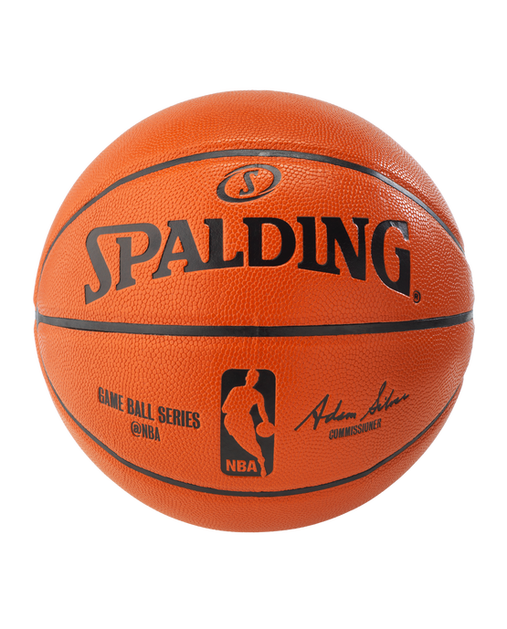 Nba game ball replica basketball spalding - Spalding basketball images ...