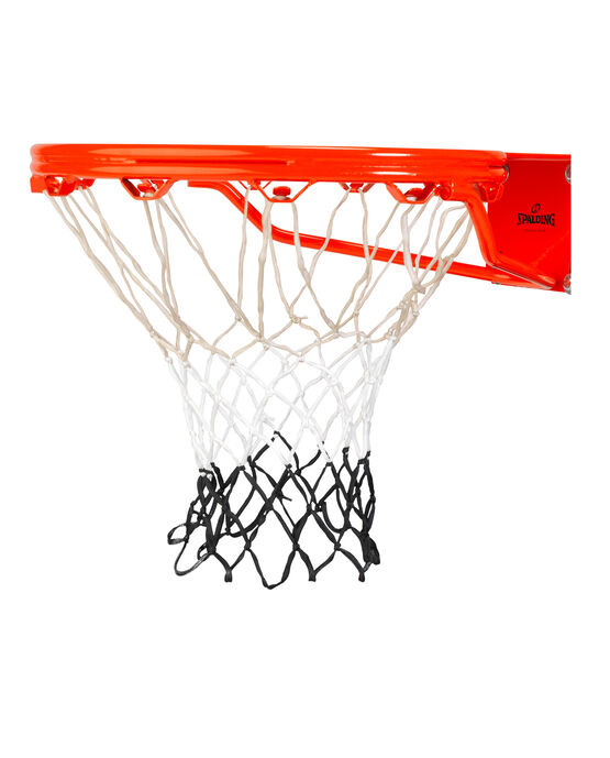 ALL WEATHER BASKETBALL NET - GRAY/WHITE/BLACK white/black/gray