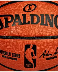 Spalding® NBA NeverFlat® Game Ball Replica Series Basketball