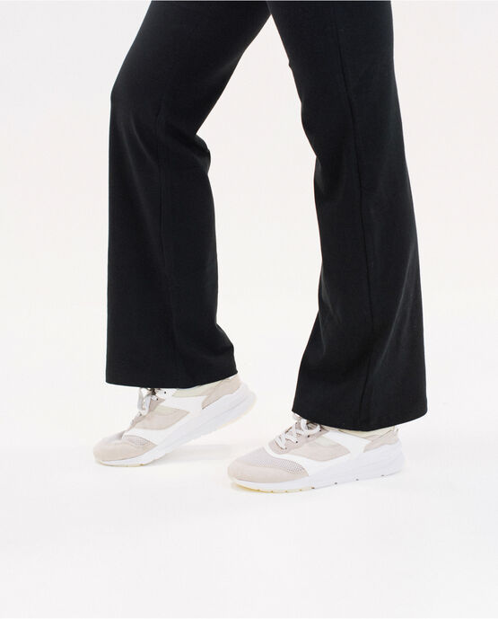 """Women's 31.5"""" Bootcut Yoga Pant with Waistband Pocket Black Small BLACK"""