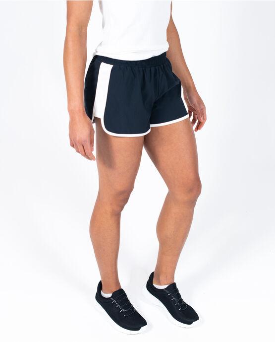 Women's Momentum Running Short Black XS BLACK
