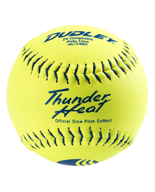 USSSA THUNDER HEAT® FASTPITCH SOFTBALL - 12 PACK