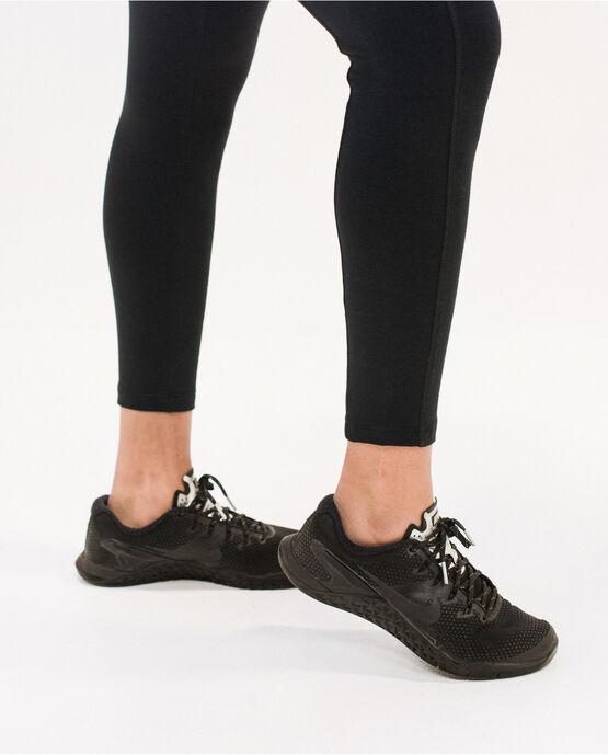Women's 25.5 Legging with Pockets Black Large BLACK