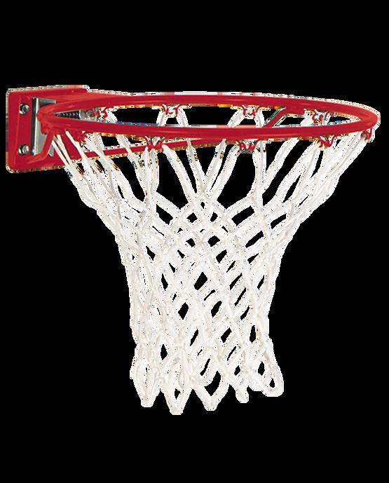 Slam Jam® Basketball Rim - Red red