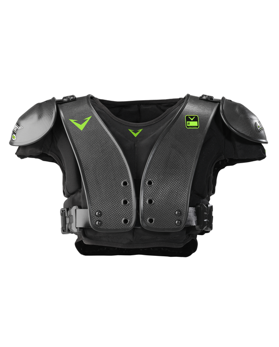 CarbonTek™ Shoulder Pad System