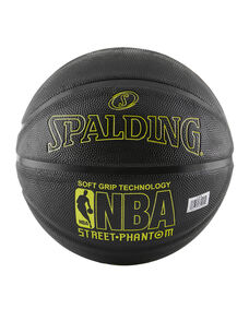 NBA Street Phantom Black and Neon Yellow Outdoor Basketball neonyellow/black