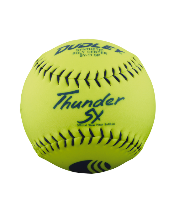 """12"""" USSSA THUNDER SY CLASSIC-W STAMP SLOWPITCH SOFTBALL"""