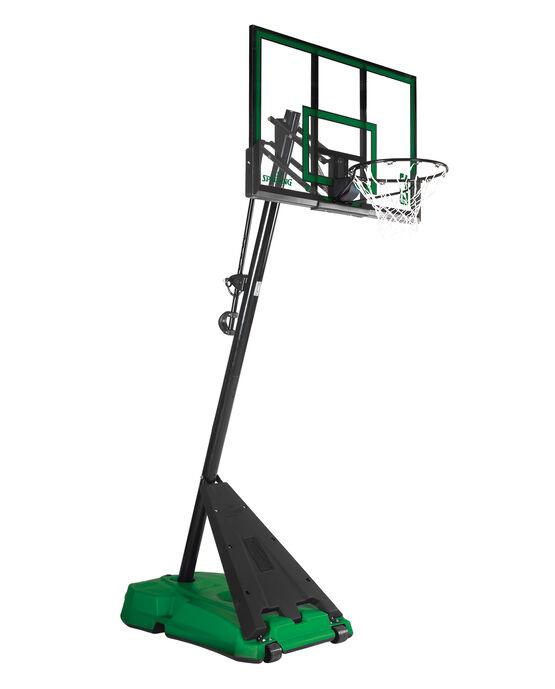 Spalding Hercules® Exactaheight™ Portable Basketball Hoop System Green