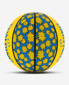 Rookie Gear® Comic Series Youth Indoor/Outdoor Basketball - Blue/Yellow Blue/Yellow