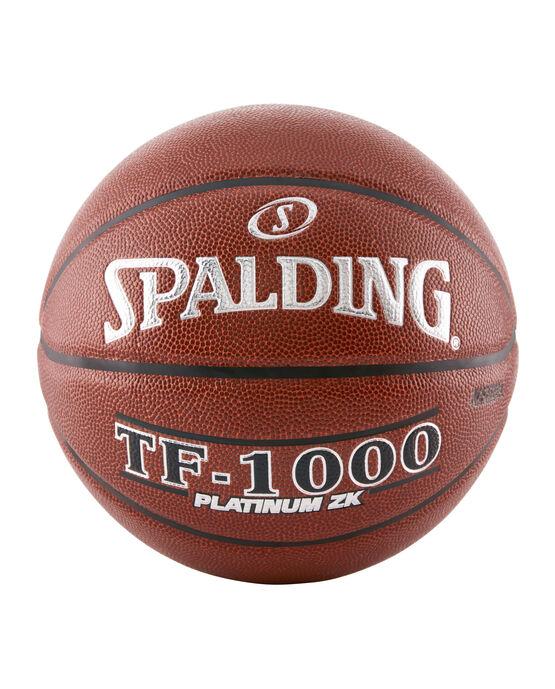 "TF-1000 Platinum ZK® Indoor Basketball - 29.5"""