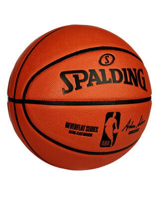 NBA NeverFlat® Game Ball Replica Series Basketball