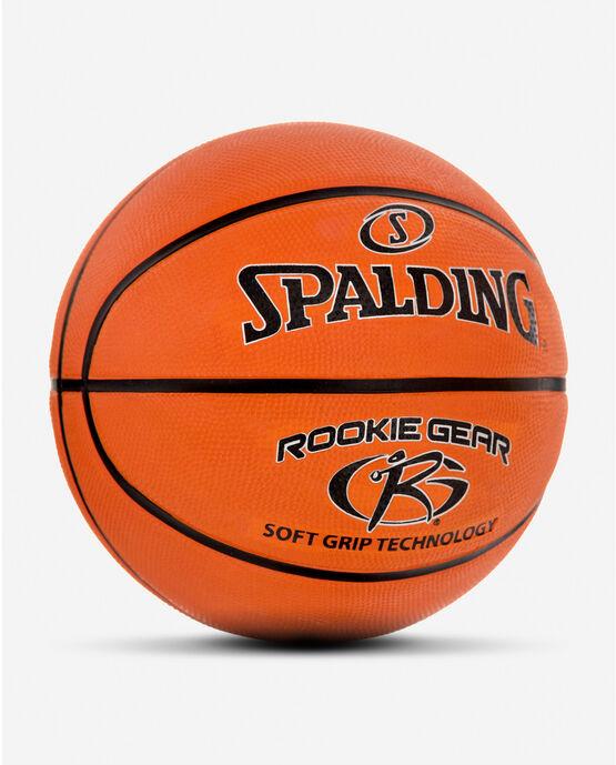 Rookie Gear® Soft Grip Youth Indoor/Outdoor Basketball Orange