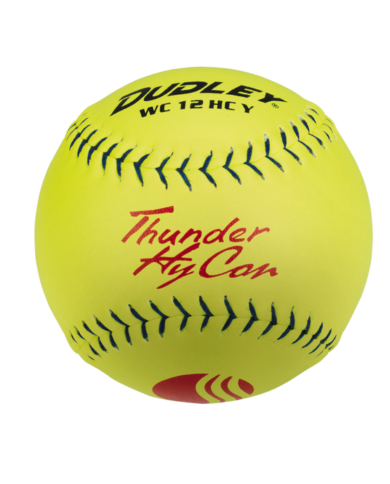 "12"" USSSA THUNDER HYCON CLASSIC-PLUS STAMP SLOWPITCH SOFTBALL"