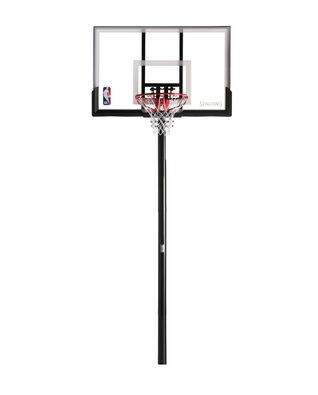 "Pro Glide® 52"" Acrylic In-Ground Basketball Hoop"