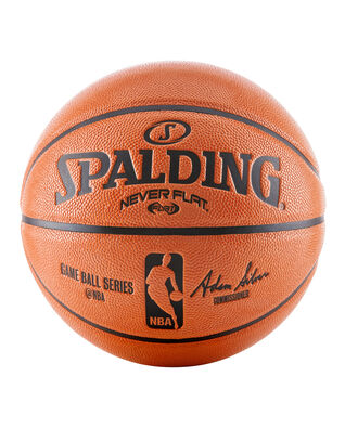 Neverflat® NBA Replica Indoor-Outdoor Game Basketball