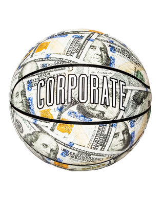 Limited Edition Spalding x Corporate 94 Series Money Ball