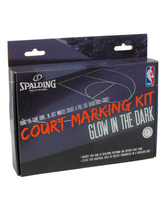 Glow in the Dark Basketball Court Marking Kit