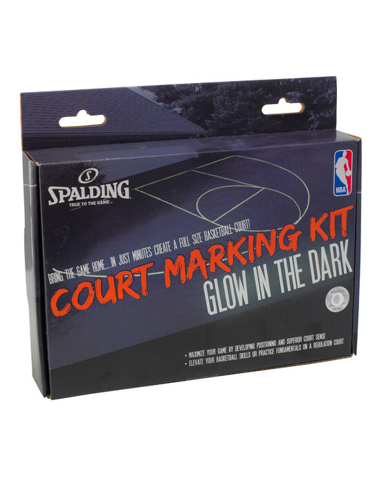 Glow in the Dark Basketball Court Marking Kit