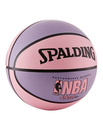 NBA Street Pink Outdoor  Basketball - 28.5""