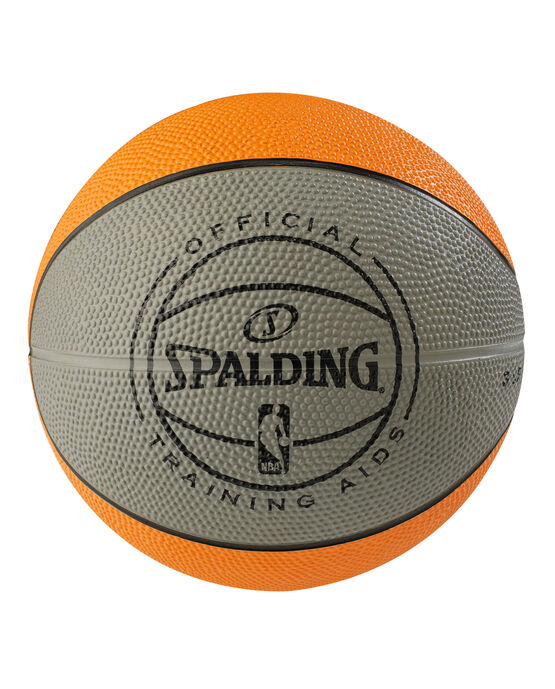 NBA Weighted Training Aid Mini Outdoor Rubber Basketball - 3lb