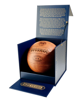 125th Anniversary 1894 Official Spalding Basket Ball