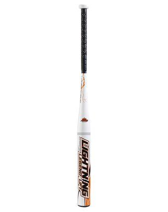 Lightning Legend Lift Senior Slowpitch Softball Bat - Orange/White