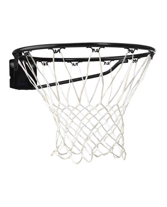Standard Basketball Rim - Black black